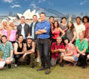 The Amazing Race Australia 2 Teams