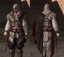 Ezio Auditore's robes