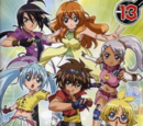 List of Bakugan Battle Brawlers episodes