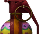Easter Egg Grenade