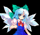 Cirno (3.5e NPC)