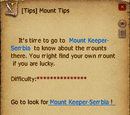 Mount Tips