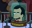 Rich Little's head