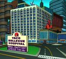 Taco Bellevue Hospital
