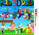 Mario 3D World