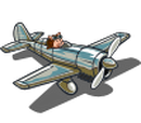 Chrome Monoplane