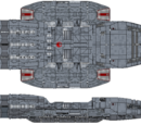 Achilles Class Battlestar
