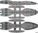 Fenris Class Battlestar