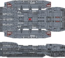 Orion Class Battlestar