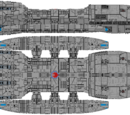 Jupiter Class Battlestar