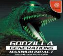 Godzilla Generations: Maximum Impact