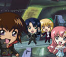 Gundam Seed Character Theater
