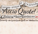 Accio Quote!