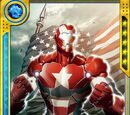 Liberty or Honor Iron Patriot