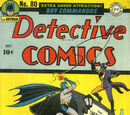 Detective Comics Vol 1 80
