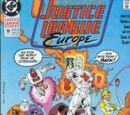 Justice League Europe Vol 1