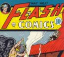Flash Comics Vol 1 17