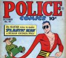 Police Comics Vol 1 47