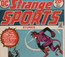 Strange Sports Stories Vol 1 1