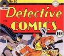 Detective Comics Vol 1 60