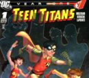 Teen Titans: Year One Vol 1 1