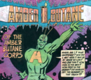Amber Butane Corps (Earth-One)