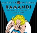 Kamandi Archives Vol 1 1
