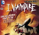 I, Vampire Vol 1 19