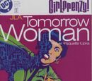 JLA: Tomorrow Woman Vol 1 1
