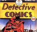 Detective Comics Vol 1 22