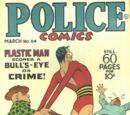 Police Comics Vol 1 64