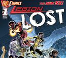 Legion Lost Vol 2 1