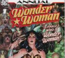 Wonder Woman Annual Vol 3 1