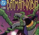 Batman &amp; Robin Adventures Vol 1 24