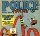 Police Comics Vol 1 45