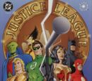 Justice League: The Nail/Covers