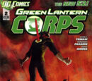 Green Lantern Corps Vol 3 2