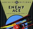 Enemy Ace Archives Vol 1 2