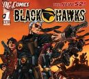 Blackhawks Vol 1 1