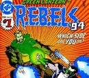 R.E.B.E.L.S. Vol 1 1