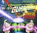Green Lantern: New Guardians Vol 1 12