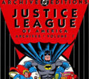 Justice League of America Archives/Covers