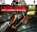 Crime Bible: Five Lessons of Blood Vol 1 3