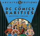 DC Comics Rarities Archives Vol 1