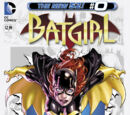 Batgirl Vol 4 0