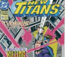 New Titans Vol 1 105