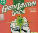 Green Lantern Special Vol 1