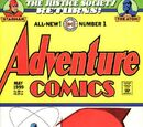 JSA Returns: Adventure Comics Vol 1 1