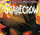 Joker's Asylum: Scarecrow Vol 1 1
