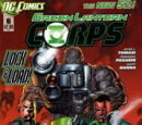 Green Lantern Corps Vol 3 6